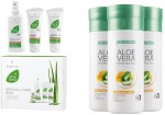 Żel do picia Aloe Vera Aloes z miodem 3pak plus AV Box KZ