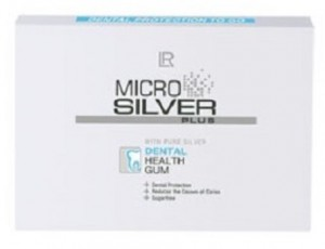 Guma do żucia Microsilver Plus