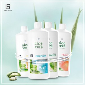 Żel do picia Aloe Vera Aloes zestaw mix