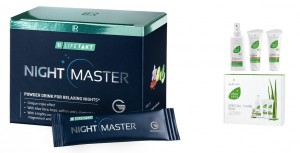 Night Master plus Aloe Vera Box - karnet zdrowia