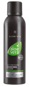 Pianka do golenia Aloe Vera Men