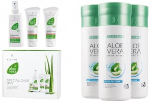 Żel do picia Aloe Vera Aloes Freedom 3pak plus AV Box KZ