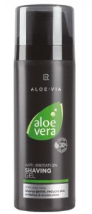 Żel do golenia Aloe Vera Men